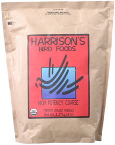Harrison's High Potency Coarse 2,26kg